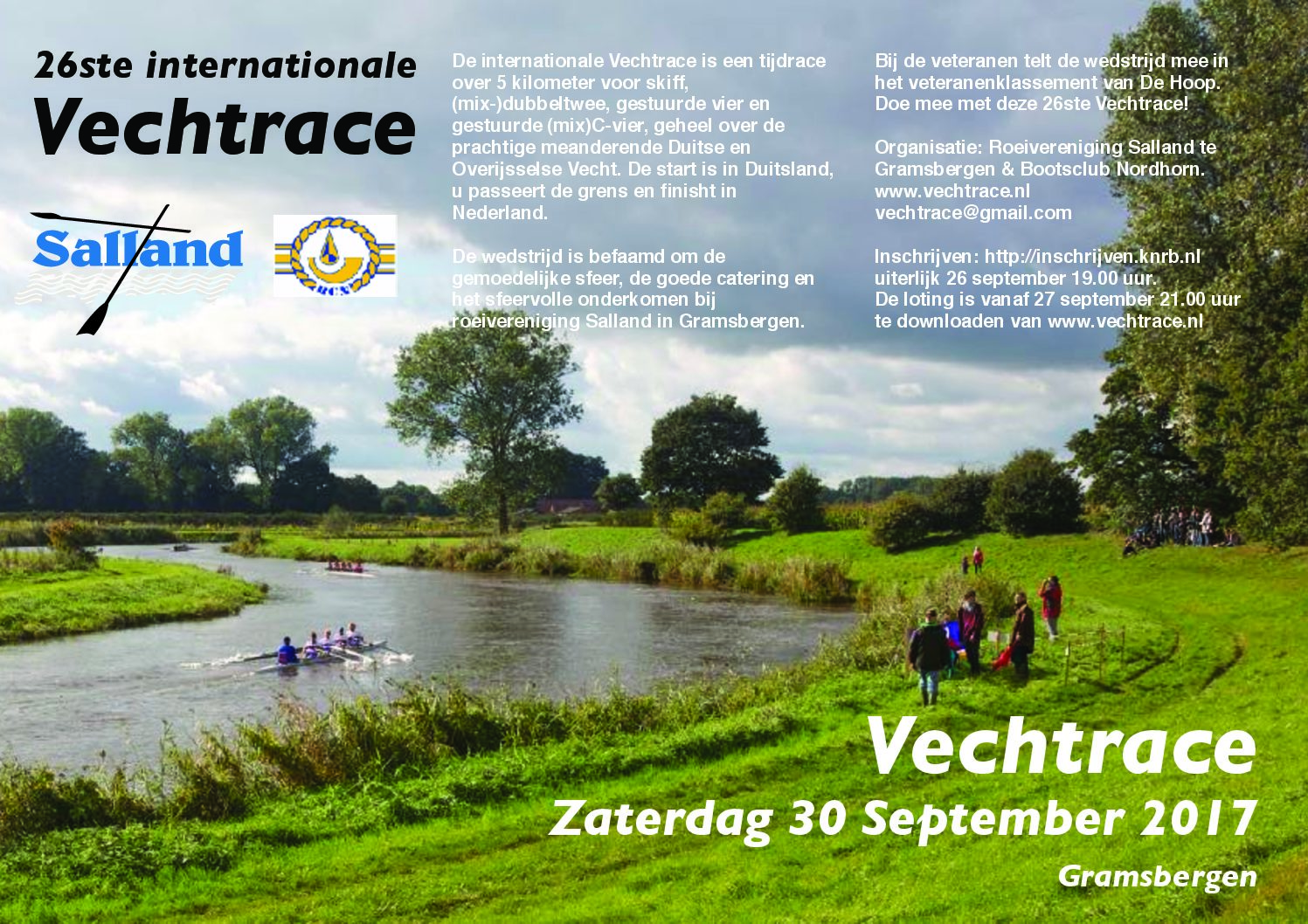 Internationale Vechtrace 30 sept