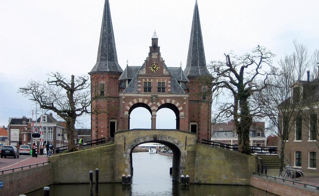 Drie daagse roeitocht in Friesland vanuit Sneek