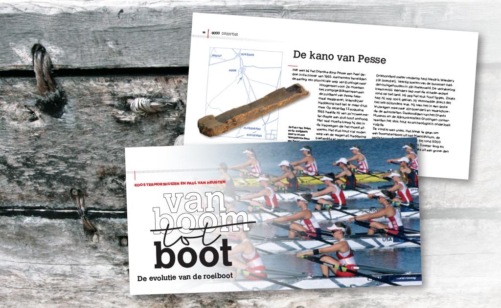 Lezing boek 'Van Boom tot Boot'