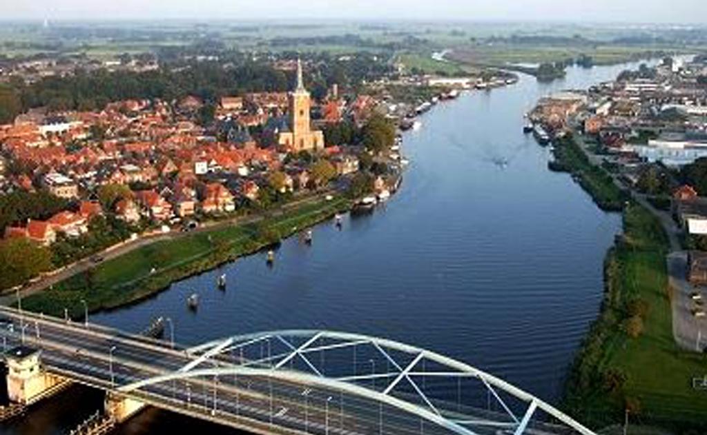 Van Zwolle naar Hasselt en weer terug