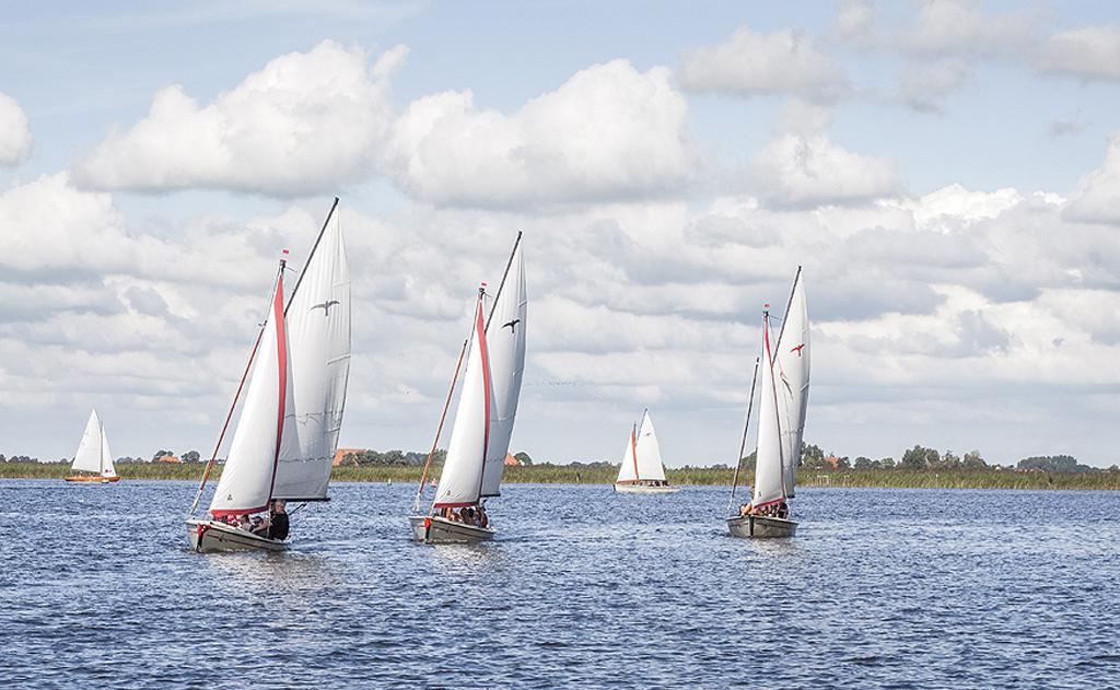 Verslag zeiltoertocht Friesland