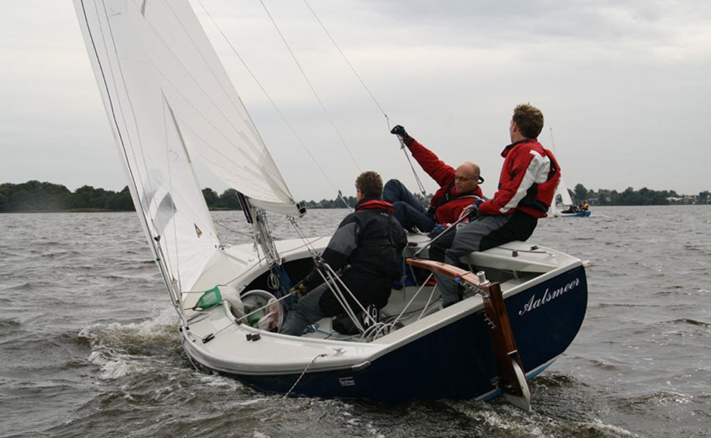 Eembeker wedstrijd 15 september in Randmeren