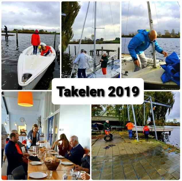 Takelen boten 2019