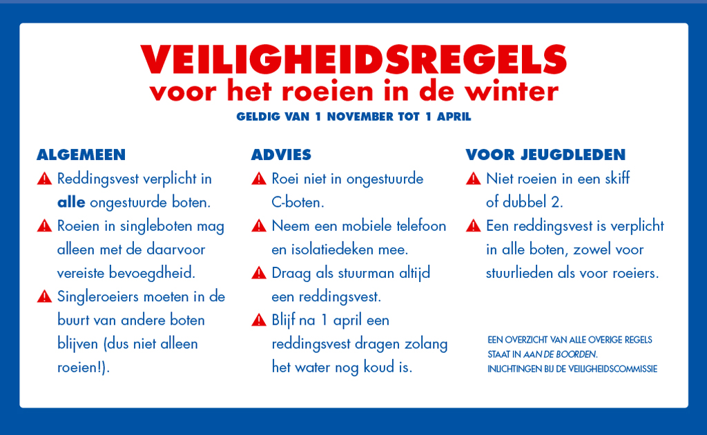 Winterregels