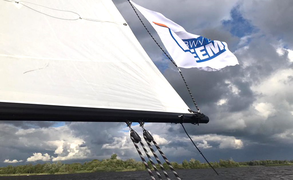 Zeiltocht Friesland zaterdag 4 september 2021